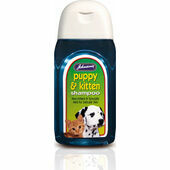 Johnson\'s Puppy & Kitten Shampoo