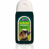 Johnson\'s Medicated Shampoo