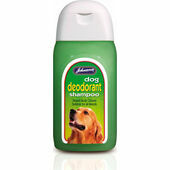 Johnson\'s Dog Deodorant Shampoo