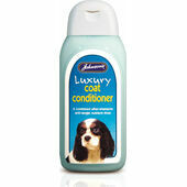 Johnson's Luxury Coat Conditioner