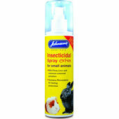 Johnson\'s Insecticidal Spray Extra 150ml Pump Spray