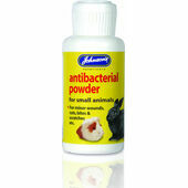 Johnson\'s Antibacterial Powder For Small Animals 20g