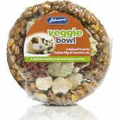 Johnson\'s Guinea Pig & Hamster Veggie Bowl
