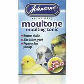 Johnson\'s Moultone Moulting Tonic Improved Formula 15ml