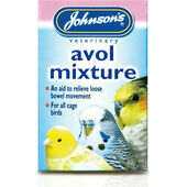 Johnson\'s Avol Mixture For Diarrhoea 15ml