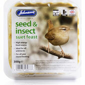Johnson's Insect Suet Feast 300g