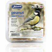 Johnson\'s Peanut Suet Feast 300g