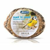 Johnson's Suet 'n' Seed Coconut Treat