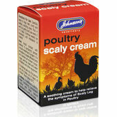 Johnson\'s Poultry Scaly Cream 50g