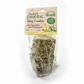 Nature\'s Own Sweet Green Hay Cookie with Dandelion and Peppermint 200g