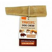 Yakers Natural Dog Chew Himalayan Yak Milk - Small