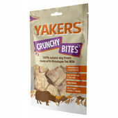 Yakers Crunchy Bites Natural Dog Treats