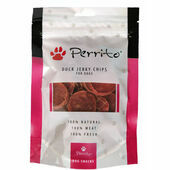 Perrito 100% Duck Breast Chips Dog Snacks 100g