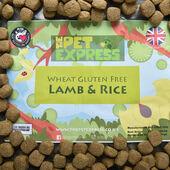 The Pet Express 40% Lamb & Rice Wheat Gluten Free Dry Dog Food