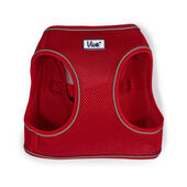 Ancol Viva Step-in Mesh Dog Harness Red