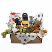 Tough Toy & Treats Subscription Box for Medium Dogs