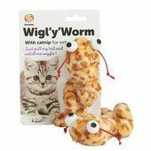 Ruff 'N' Tumble Wigl 'Y' Worm 15cm