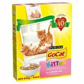 Go-Cat Kitten Chicken 825g