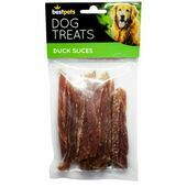 Bestpets Duck Slices 100g