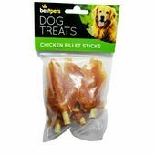 Bestpets Chicken Fillet Sticks 100g