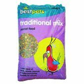 Bestpets Traditional Parrot Mix 15kg