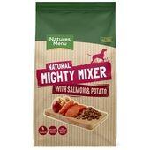 Natures Menu Mighty Mixer with Salmon & Potato 2kg