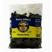 Betty Millers Charcoal Bones 500g