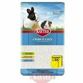 Kaytee Clean & Cozy Small Pet Bedding White