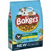 Bakers Complete Puppy Chicken & Vegetables 2.85kg