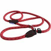 Hemm & Boo Mountain Slip Rope Red & Grey 12mm x 150cm