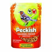 Peckish Squirrel Proof Pellets 1kg