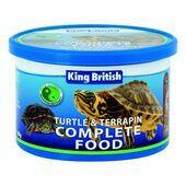 King British Turtle & Terrapin Complete Food 80g