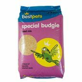Bestpets Special Budgie Seed Mix 20kg