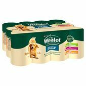 Winalot Mixed Variety Dog Food In Jelly 12 Pack 400g