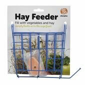 Small \'N\' Furry Hay Feeder