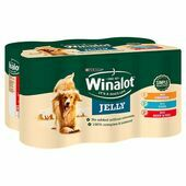 Winalot Mixed Variety Classics Favourites in Jelly 6 Pack