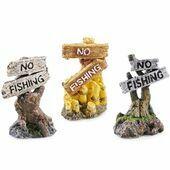 Classic No Fishing Assorted
