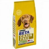 BETA Adult Grain Free Beef 10kg