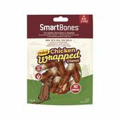 SmartBones Mini Chicken Wrapped Chews (9 Pack)