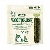 Lily\'s Kitchen Woofbrush Dog Dental Chew Treat