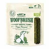 Lily\'s Kitchen Dog Woofbrush Dental Chew Treat