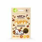 Lily\'s Kitchen Puppy Chicken & Fish Treat 60g