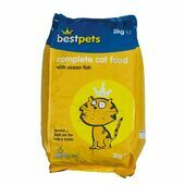 Bestpets Ocean Fish Complete Cat Food