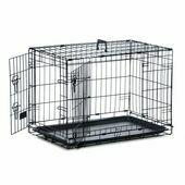 Sharples 'N' Grant Safe 'N' Sound 2 Door Dog Crate Cage