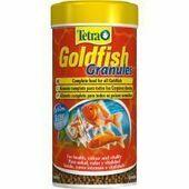 Tetra Goldfish Granules 80g