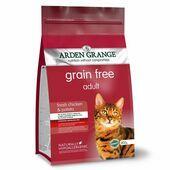 Arden Grange Cat Adult Chicken & Potato - 400g