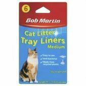 Bob Martin Litter Tray Liners Medium