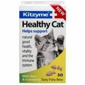 Kitzyme Healthy Cat 30 Tablets