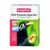 Beaphar Anti-Parasite Spot-on for Birds