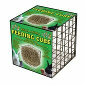 Lazy Bones Hay Feeding Cube Large